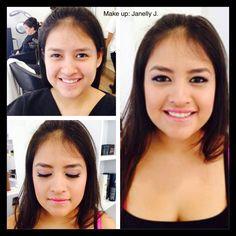 Tu eres bella por lo tanto tu maquillaje  es sutil.. En esta ocasión tu maquillista  recomienda un look natural, fresco y moderno. citas al 58-58-55-08