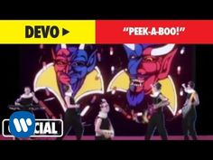 "Devo - ""Peek A Boo"" (Official Music Video)"
