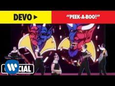 "Devo - ""Peek A Boo"" (Official Music Video)"