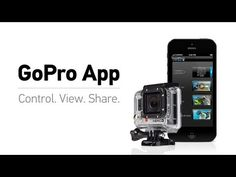 Have you heard about GoPro's brand new Ap for iPhone, Windows and Android Smart Phones?! It gives you greater control, better viewing options and capability, and easy sharing via text, email and across most social media sites. #gopro #camera #hero3