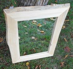 Hey, I found this really awesome Etsy listing at https://www.etsy.com/listing/166338207/rustic-cabin-decor-natural-edge-framed