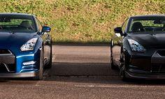EeE Kurt • blessed-in-abundance: Nissan GT-R x 2 ...