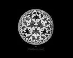 Original de Maurits Cornelis Escher. [curioso]