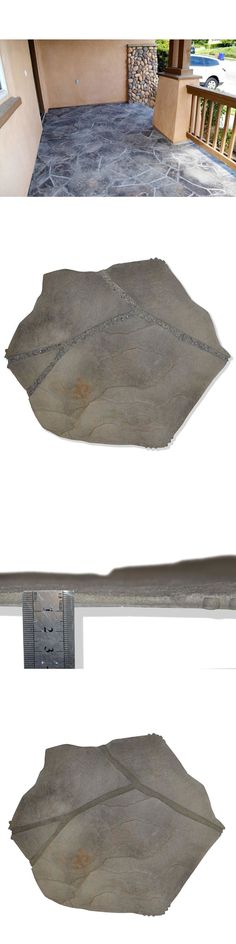 pavers and step stones 118859: new 18 in. round cast stone large
