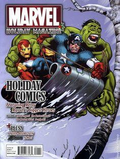 Marvel Comics Holiday Magazine 2