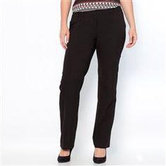 Pantalon droit coupe extra-confort