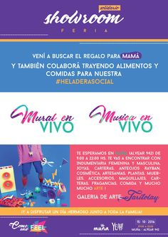 Afiche Vía Pública - Showroom Feria 2016