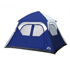 The whole family will have plenty of sleeping space with the Stansport Denali instant family dome tent. The Stansport family tent measures x x Family Tent, Family Camping, Tent Camping, Camping Hacks, Outdoor Camping, Outdoor Gear, Camping Cabins, Camping Axe, Camping Ideas