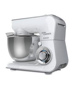 Batedeira Robot de Cozinha Taça em inox 3 em 1 Amassa + Mistura + Bate 3,6L 600W