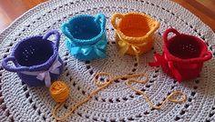 koszyczki z uszami :) ~ motilove