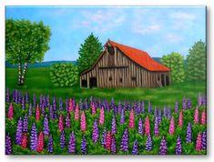 Lupin Fields