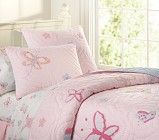 Lindsey Quilted Bedding | Pottery Barn Kids