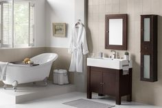 Devon Vanity from Ronbow's Contempo Collection