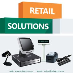 POS Machine, Barcode Scanner, Receipt Printer, VFD, MSR - Saudi Arabia - KSA Telecommunication Systems, Lifting Devices, Retail Solutions, Digital Signage, Kiosk, Saudi Arabia, Printer, Digital Signature, Printers