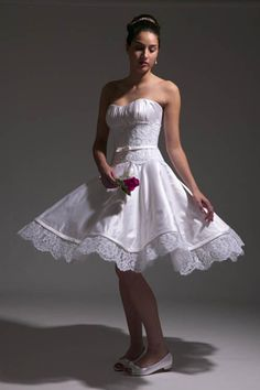 short flowy wedding dress   Wedding Dresses Online Shop - Chiffon ...