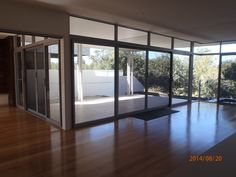 SecureView Stainless Sliding Door Screens - recent installation by Scorpio Screens & Blinds Pty Ltd