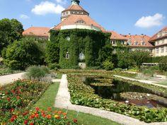 Botanischer Garten in München, Bayern