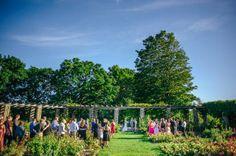 Boerner Botanical Gardens Weddings!
