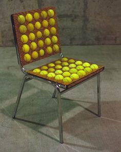 10 modi per riciclare le palline da tennis - Spassolandia.net