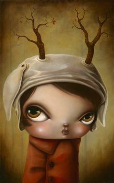 Artist Kathie Olivas