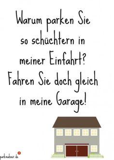 Parkmahner - Garage