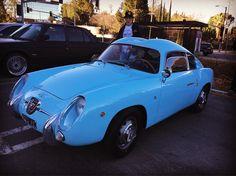 #supercarsunday #classicsofinstagram #classiccars #fiat #abarth #losangeles #california #carsofinstagram #carsandcoffee