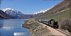 Hop aboard for a scenic ride that takes you through Heber Valley farmland, along Deer Creek Reservoir, and down Provo Canyon to Vivian Park. Park City Utah, Salt Lake City Utah, Midway Utah, Heber City, Old Steam Train, Fun Places To Go, Utah Usa, Train Pictures, Beautiful Park