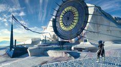 ArtStation - Destiny 2: Trials of the Nine , Dorje Bellbrook