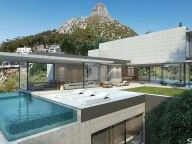 Located in Bantry Bay, the 5-bedroom villa will rest gently on the crest of the hill overlooking Clifton and the 12 Apostles and form a sensitive edge to the Table Mountain National Park.