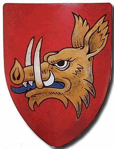 Snarling Boar Shield
