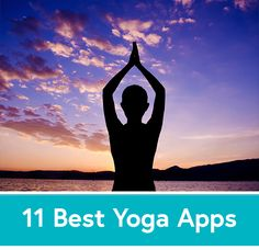 The 11 Best Fitness Apps for Yogis via @DailyBurn