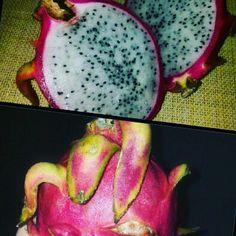 Dragon fruit Pitahya yummy :)