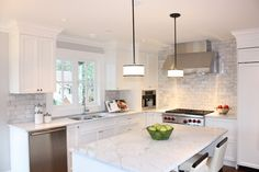 West side renovation - traditional - kitchen - vancouver - Sarah Gallop Design Inc.