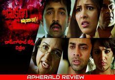 Anukshanam Review | LIVE UPDATES | Anukshanam Rating | Anukshanam Movie Review | Anukshanam Movie Rating | Anukshanam Telugu Movie Review | Anukshanam Movie Story, Cast & Crew on APHerald.com  http://www.apherald.com/Movies/Reviews/63800/Anukshanam-Telugu-Movie-Review-Rating/
