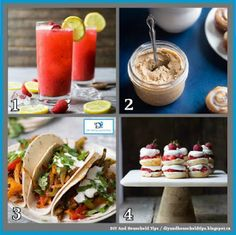 DIY And Household Tips: 4 Easy And Yummy Recipes