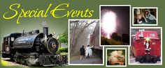 Special Events Train Rides