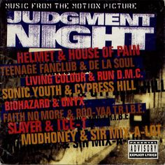 Judgment Night - OST
