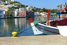 Port of Agia Marina