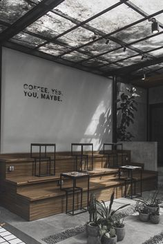 Cafe Interior, Conference Room, Table, Furniture, Home Decor, Decoration Home, Room Decor, Cafe Interiors, Meeting Rooms