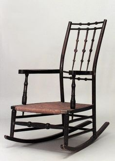American Country seating chair/rocking chair maple