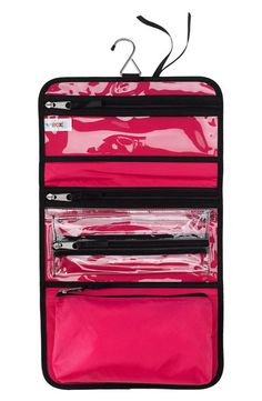 Daily Style: Roxy 'Take Me Too' Trifold Cosmetic Bag   Makeup Bag