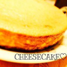 ベイクドチーズケーキ♩ - 16件のもぐもぐ - チーズケーキ by comuco