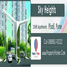The Sky Heights Pune by the renowned Lushlife Developers is one such residential project that has immensely fascinated almost everyone in and around the city of Pune. Sky Heights Pune offers 2 BHK elegant and compactly designed apartments, the Sky Heights Pisoli Pune offers great choices as the sizes of the rooms range between 1113 sq ft and 1140 sq ft. It is spread across an area of about 4 acres surrounded by the lush green and peaceful surroundings
