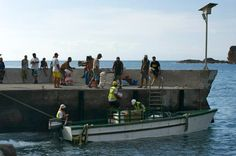 disembarking for a #shore #adventure     #Tahiti #Cruises #Adventure #Travel