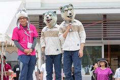 MAN WITH A MISSION、熊本の小学校に登場。運動会に飛び入り&グッズをプレゼント (2016/09/12)  邦楽 ニュース   RO69(アールオーロック) - ロッキング・オンの音楽情報サイト