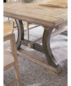 Stanley Furniture» Coastal Living Resort Shelter Bay Table. I think this might be IT