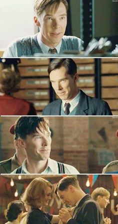 Benedict Cumberbatch as Alan Turing in the Imitation Game Dave Franco, Benedict Cumberbatch Sherlock, Sherlock Holmes, Andrew Scott, The Imitation Game 2014, Johnny Depp, Alan Turing, Benedict And Martin, Film Music Books