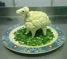 Cauliflower Creation  (from Oaktown Farms - coming soon!)