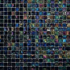 Check out the deal on Sicis Iridium - Orchis Glass Mosaics at GBTile Collections Mosaic Tile Designs, Glass Mosaic Tiles, Stone Mosaic, Stone Tiles, Mosaic Bathroom, Art Of Glass, Exterior Cladding, Wood Look Tile, Concrete Tiles