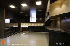 PANIFICIO PERRONE - Il forno di Gennaro - Progetto e Direzione Lavori: Arch. Antonio Di Benedetto Realizzazione: KA LAB Srl
